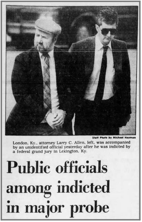 Larry C Allen The Bluegrass Conspiracy And Jerry Lequire The Cia Connection Everybody Hates Charlie